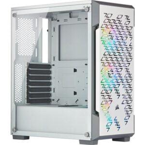 CASE CORSAIR ICCUE 220T RGB AIRFLOW BLANCO A