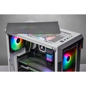 CASE CORSAIR ICCUE 220T RGB AIRFLOW BLANCO C