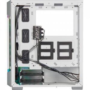 CASE CORSAIR ICCUE 220T RGB AIRFLOW BLANCO G