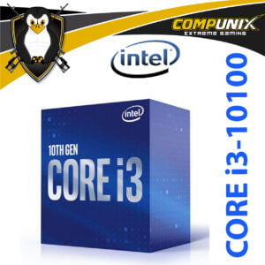 PROCESADOR INTEL CORE I3-10100 4.3GHZ